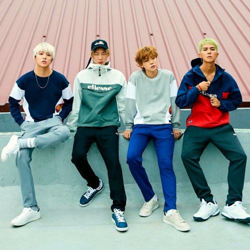 Winner - Most Popular Kpop Boy Groups in 2018