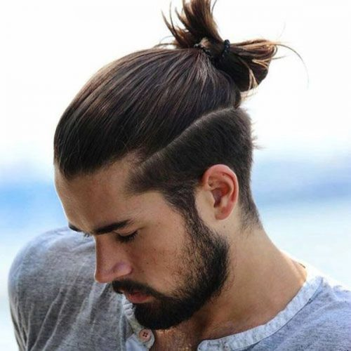 Top 10 Long Hairstyles For Men In 2018 Fantastic88