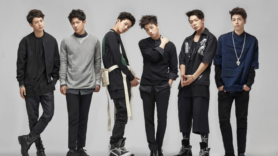 IKON - Most Popular Kpop Boy Groups in 2017 Introduction