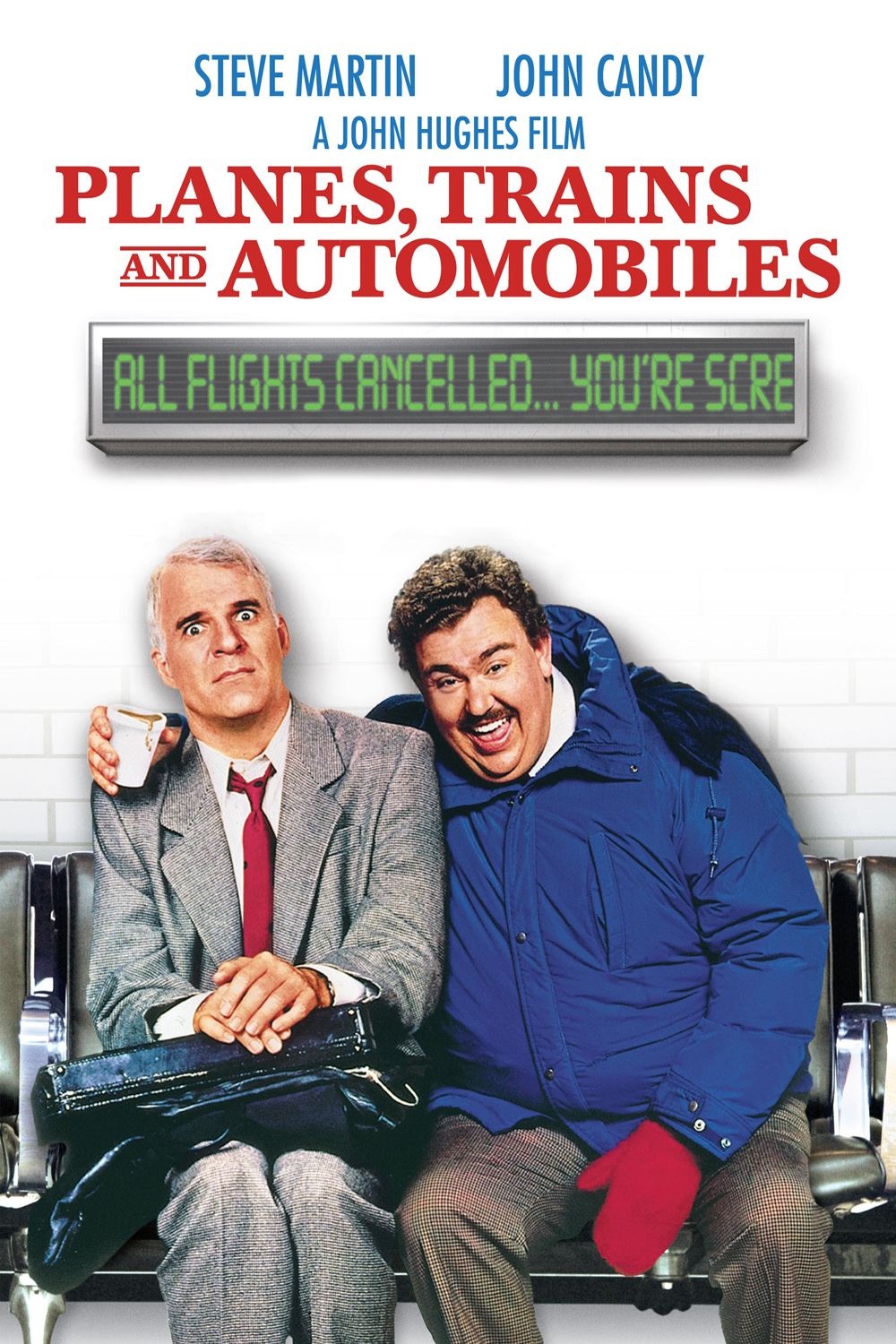 Planes, Trains & Automobiles-John Candy movies