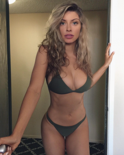 Ashley Schultz - hottest girls to follow on instagram