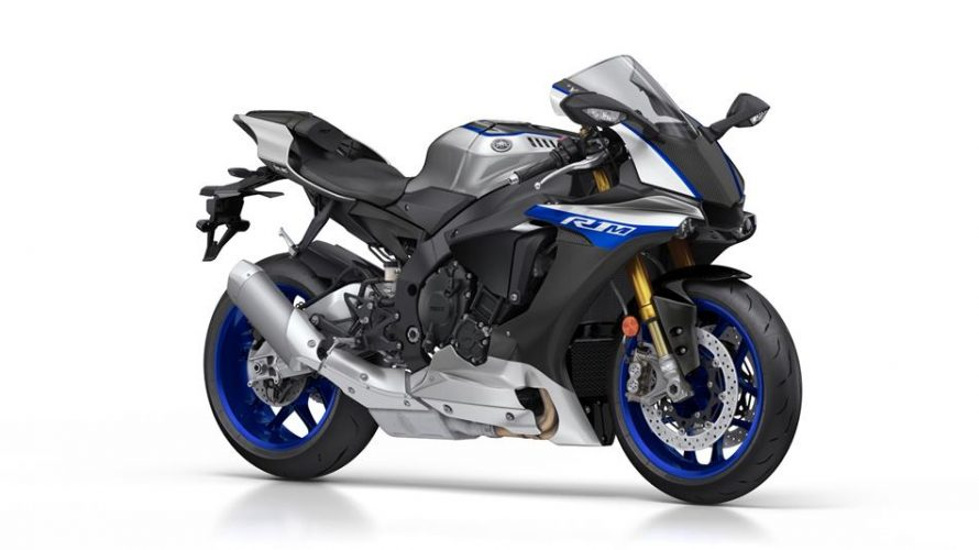 Yamaha YZF R1M - Fastest Motorcycles in the World 2017