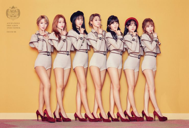 AOA - KPOP Girl Groups
