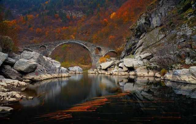 Devil's Bridge, Bulgaria - Most Stunning Bridges