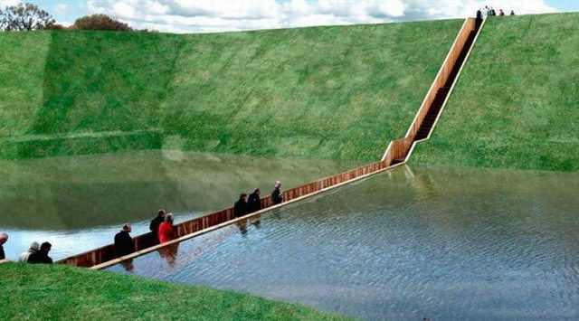 The Moses Bridge, Netherlands - Most Stunning Bridges
