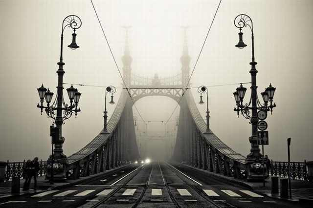 Liberty Bridge, Budapest - Most Stunning Bridges