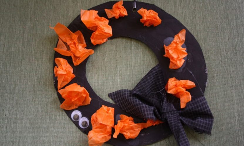 Kid-Friendly Halloween DIY Projects