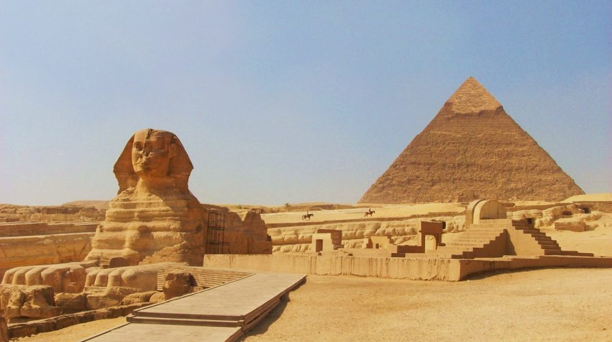 Giza's Great Pyramid - top historical sites