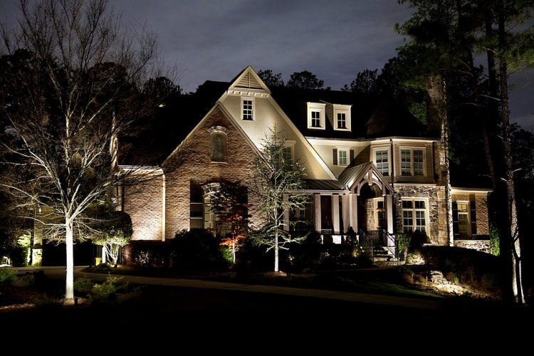 Adequate Lighting-Exterior design Lessons