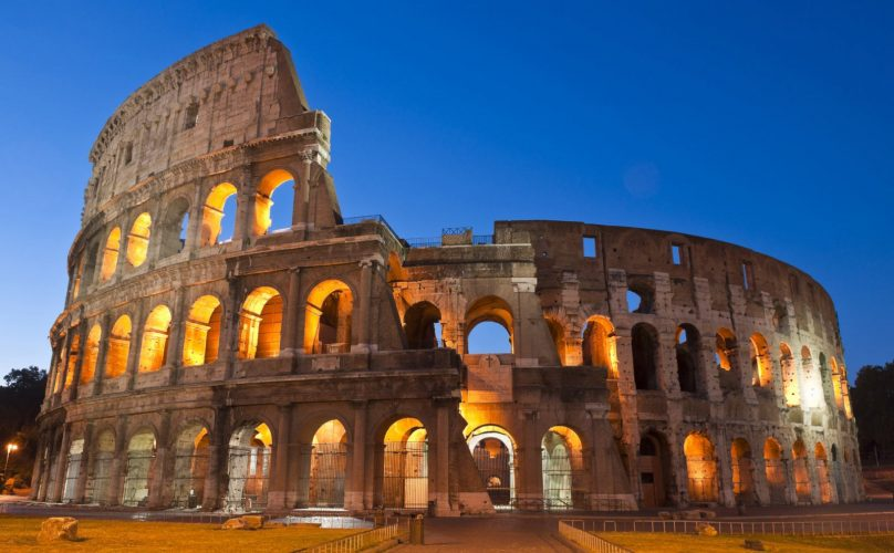 Colosseum - top historical sites