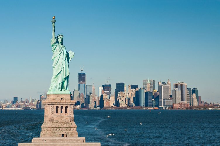 Statue of Liberty, New York - top historical sites