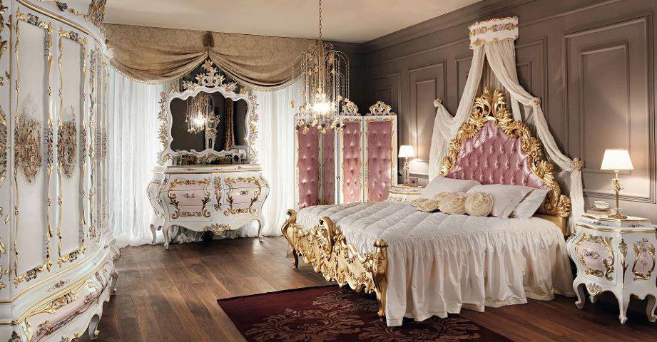 Royal bedroom-Cool Remodeling Ideas