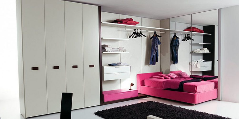 Dual closet room-Cool Remodeling Ideas