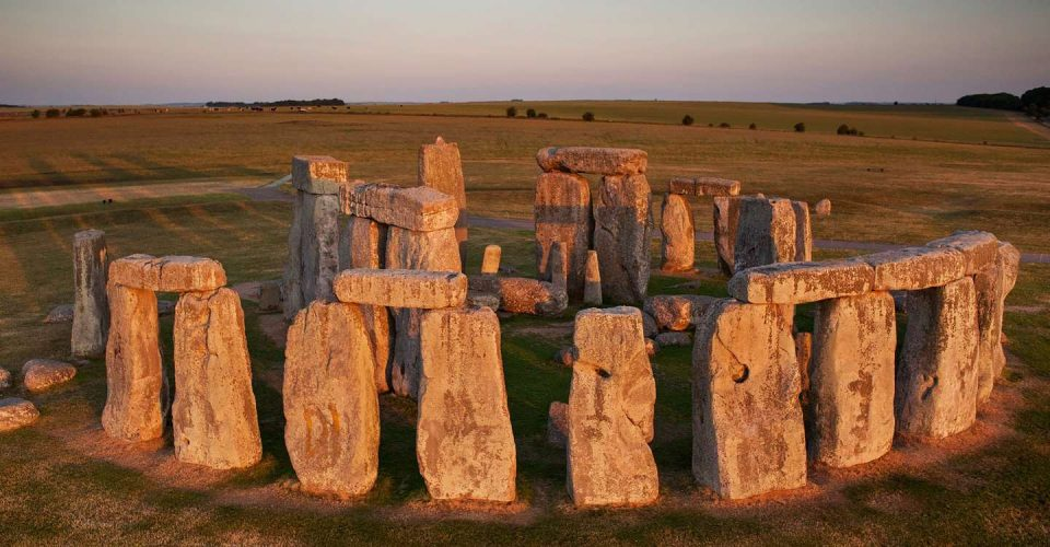 Stonehenge - top historical sites
