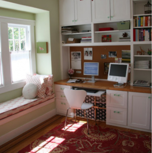 The efficient room - Cool Study Room Design Ideas