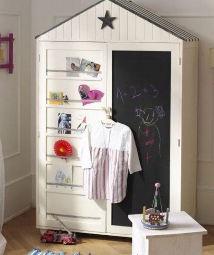 The house closet for children - Cool Closet Design