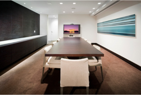 The luxury category - modern conference room design ideas