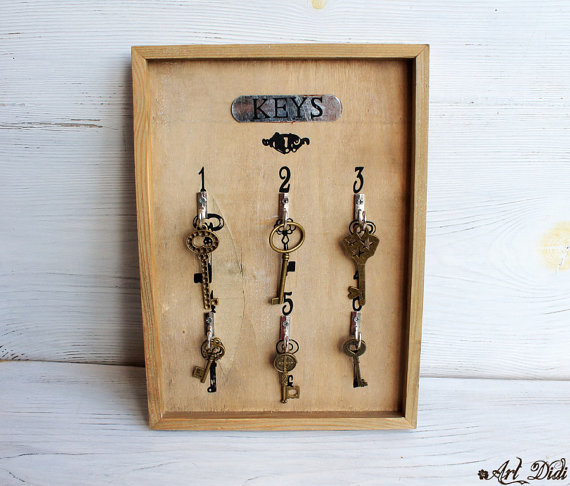 The Classic Key Holder