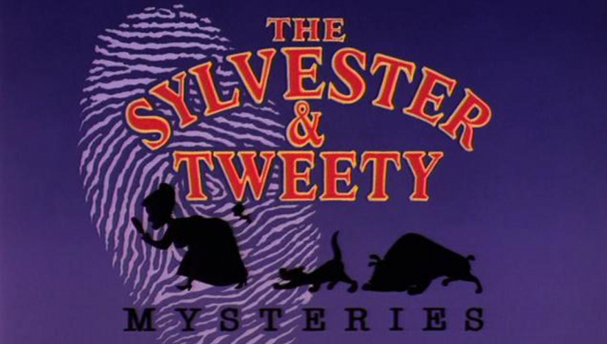Sylvester and Tweety Mysteries - popular cartoons in the 90s