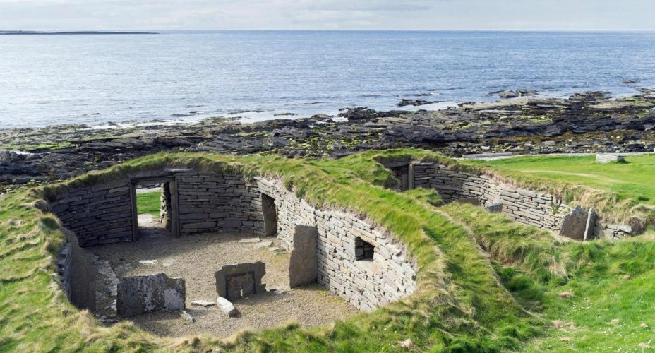 Knap of Howar, Scotland - oldest buildings