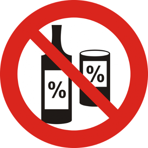 Stop drinking alcohol - stay young naturally