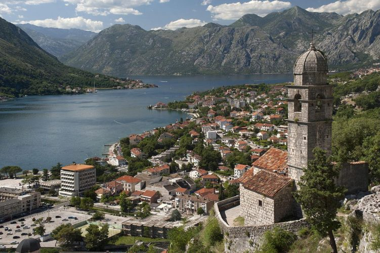 Montenegro - smallest countries in Europe