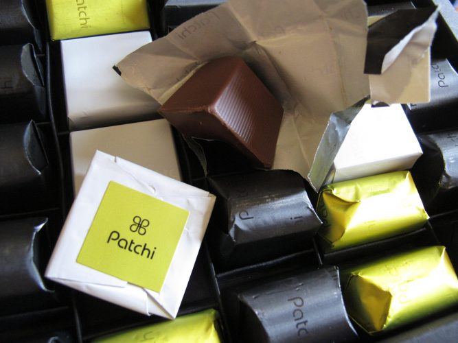 Patchi - popular chocolate brands