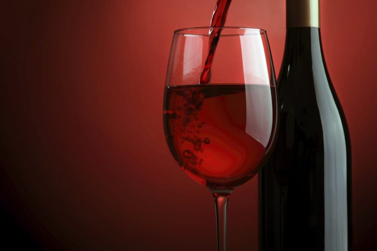 Choose red wine - stay young naturally