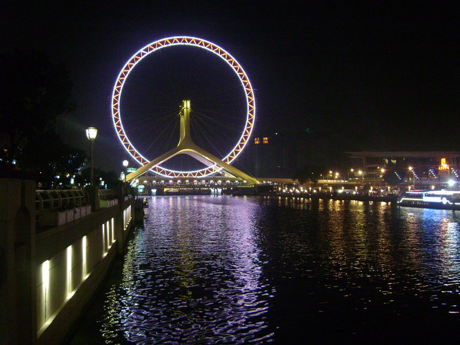 Star of Nanchang, Nanchang, China - biggest and amazing ferris wheels