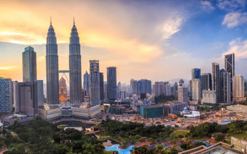 Kuala Lumpur - most expensive cities in Asia