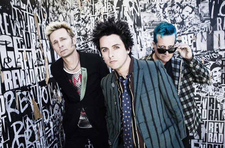 Green Day - Rock Band in 90s