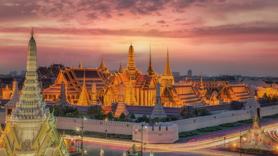 Bangkok - most expensive cities in Asia