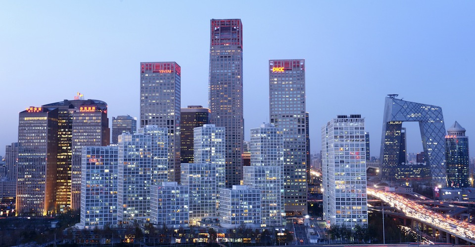 Beijing - most expensive cities in Asia