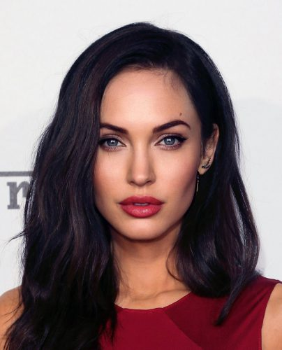 Megan Fox - Female Celebrities with the Most Beautiful Eyes