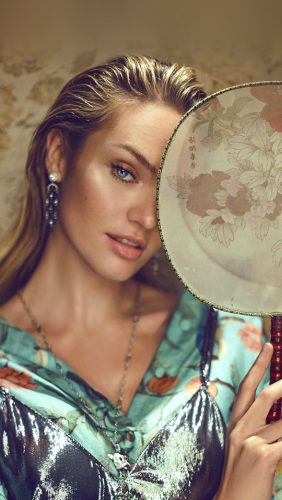 Candice Swanepoel - Female Celebrities with the Most Beautiful Eyes