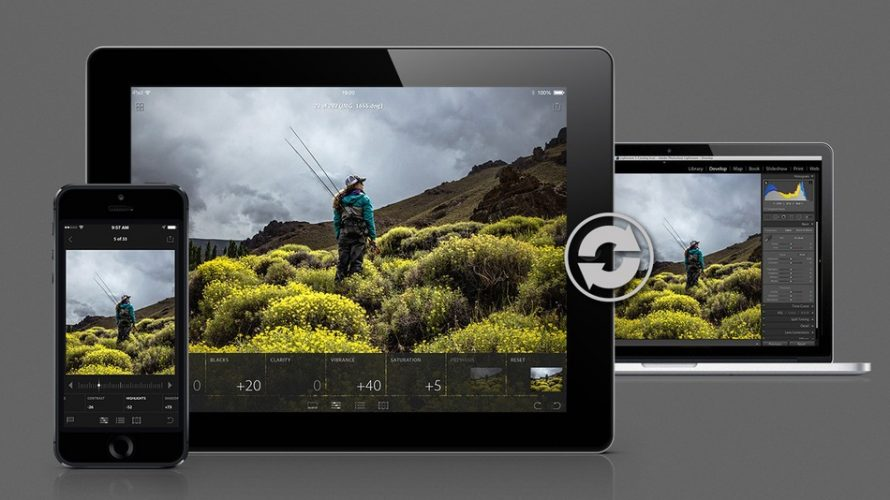 Adobe Lightroom CC for iPad - Best Photo Editing Apps for iOS