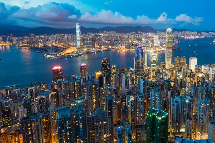 Hongkong - most expensive cities in Asia