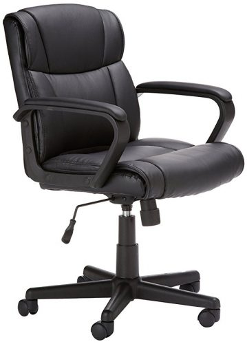 AmazonBasics Mid-Back Office Chair - Best Office Chairs