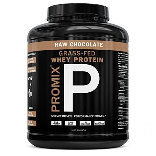 ProMix Nutrition Container Of Chocolate Grass-Fed Whey Protein - Protein Powers For Women