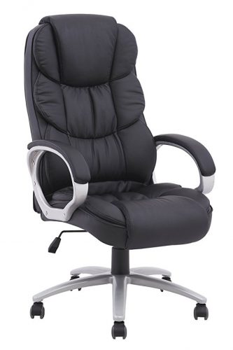 BestOffice Ergonomic PU Leather High Back - Best Office Chairs