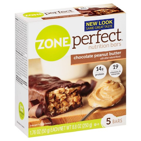 Zone Perfect Nutrition Snack Bars - Best Tasty Protein Bar