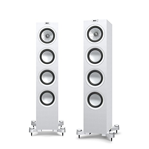 KEF Q550 Floorstanding Speaker - Best Floor Speakers