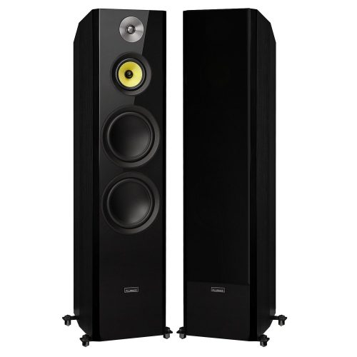 Fluance Signature Series Hi-Fi Three-way Floorstanding Tower Speakers - Best Floor Speakers