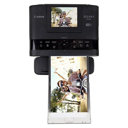 Canon SELPHY CP1300 Wireless Compact Photo Printer - Best Photo Printer