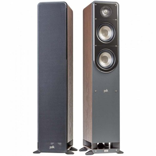Polk Audio Signature S50 American HiFi Home Theater Tower Speaker - Best Floor Speakers