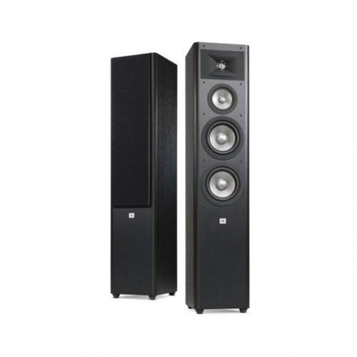 JBL Studio 290 Dual 8-Inch 3-Way Floorstanding Loudspeaker - Best Floor Speakers
