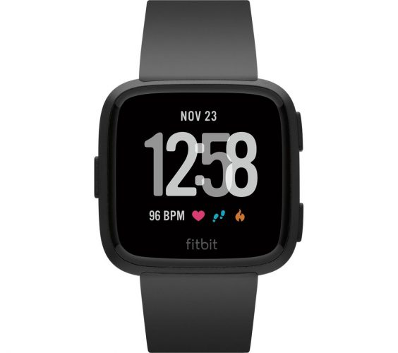 Fitbit Versa Smartwatch - Best Fitness Trackers