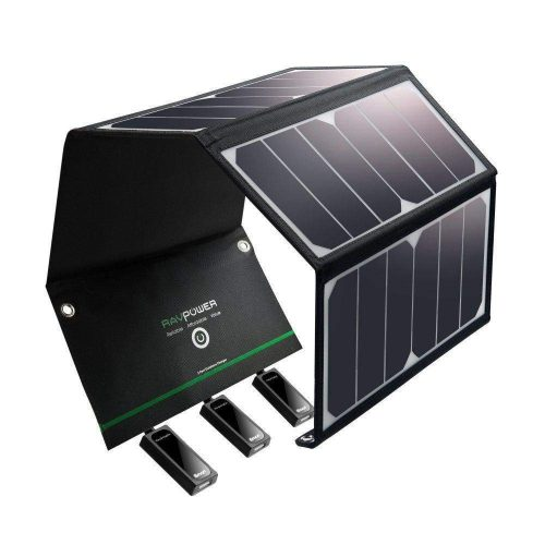 RAVPowerSolar Charger 24W - Solar Chargers