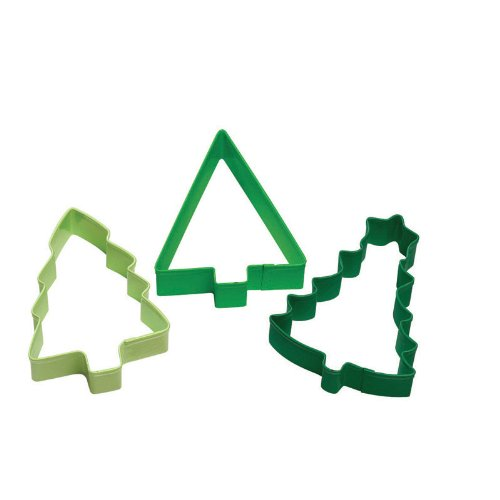 Wilton Tree Cookie set - Christmas Cookie Cutters