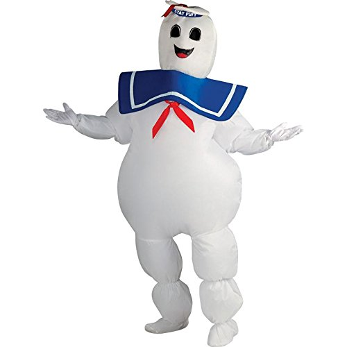 Ghostbusters Inflatable Costumes - Halloween Inflatable Costumes